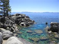 Boulder Cove Lake Tahoe