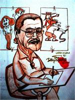 A Tribute To Larry Alcala...Master Cartoonist