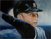 Derek Jeter Retired Yankee Shortstop