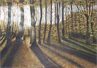 Fall Acrylic