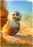 BB-8 Spying