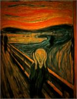 The Scream By Edvard Munch Revisited