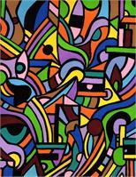 Maze As Framed Poster