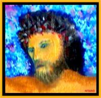 Jesus As Framed Poster
