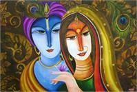 Krishna Radha - True Love
