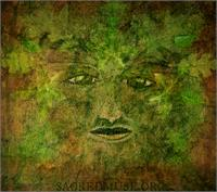 Green Man Mythology As Framed Poster