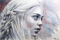 Game Of Thrones * EMILIA CLARKE *