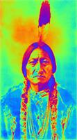Sitting Bull As Poster