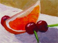 Orange & Cherries
