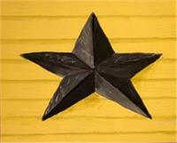 The Star As Greeting Card