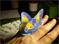 ...a Little Butterfly For My Book.. :)...Perhaps A Pop-out Book Next Time??..