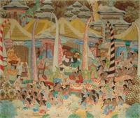 """L0006 """"Temple Ceremony In Bali"""""""