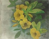 """L0012 """"Flower"""" By Dullah"""