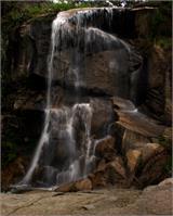 Maymont Waterfall