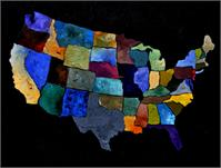 Map USA 1