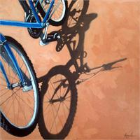 Just For One - Bicycle Art, Cycling