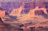 Into The Canyon Landscape Photograph Grand Canyon National Park Arizona By Roupen Baker