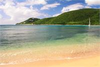 Reef Bay Beach Seascape St John Virgin Islands Photograph By Roupen Baker As Framed Poster