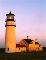 First Light On Highland Light