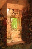 Windows Through An Old Stone Sugar Mill St John USVI Photograph By Roupen Baker