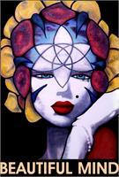Marilyn Monroe Pop Art Portrait Beautiful Mind