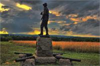 Brigadier General John Buford At Gettysburg