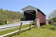 Weavers Mill Covered Bridge