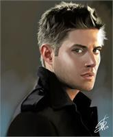 Dean As Framed Poster
