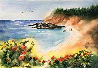 Cove At Moss Beach