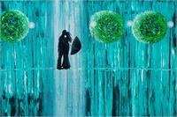 Spring Rain Romance