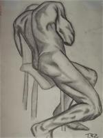 His Figure