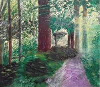 Woodland Path As Poster