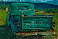 Green Dodge