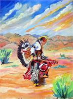 Indian Dancer2