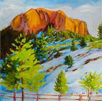 IMG_0348_edite  Snowy Spring Mountains