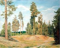 Tall Pines