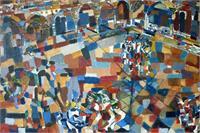 Seville As Framed Poster