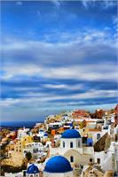 The Greek Isle Oia