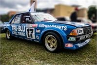 Dick Johnson Tru-blue Ford