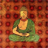 Buddha As Framed Poster