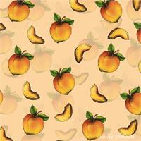 Peach Pattern