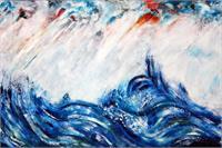 Lbigining Of Storm