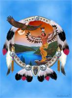 Indian Eagle Dancer
