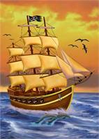 Pirate Ship Treasure Hunter