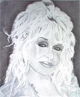 Dolly Parton As Framed Poster