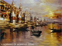 Benaras Morning