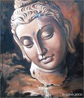 Buddha As Poster