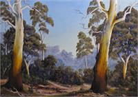 THE SCENT OF GUMTREES 70x60cm 2650 2 Copy