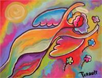 Flower Angel 3