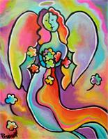 Flower Angel 4